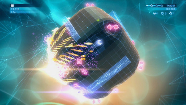 Geometry Wars™ 3: Dimensions Screenshot 1