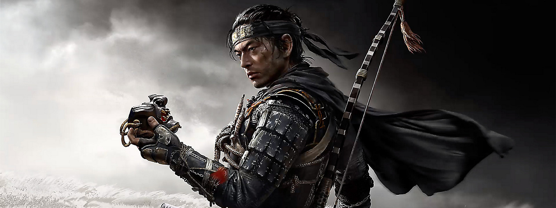 Ghost Of Tsushima Game Playstation
