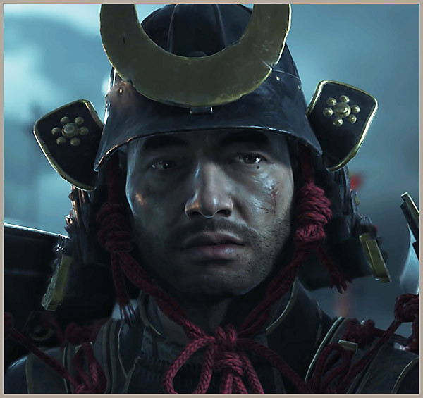 Ghost of Tsushima - Jin