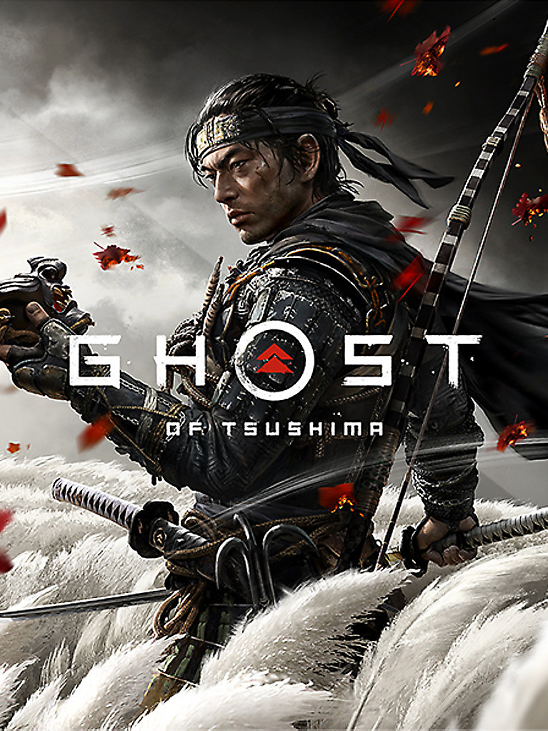 Ghost of Tsushima Poster Art