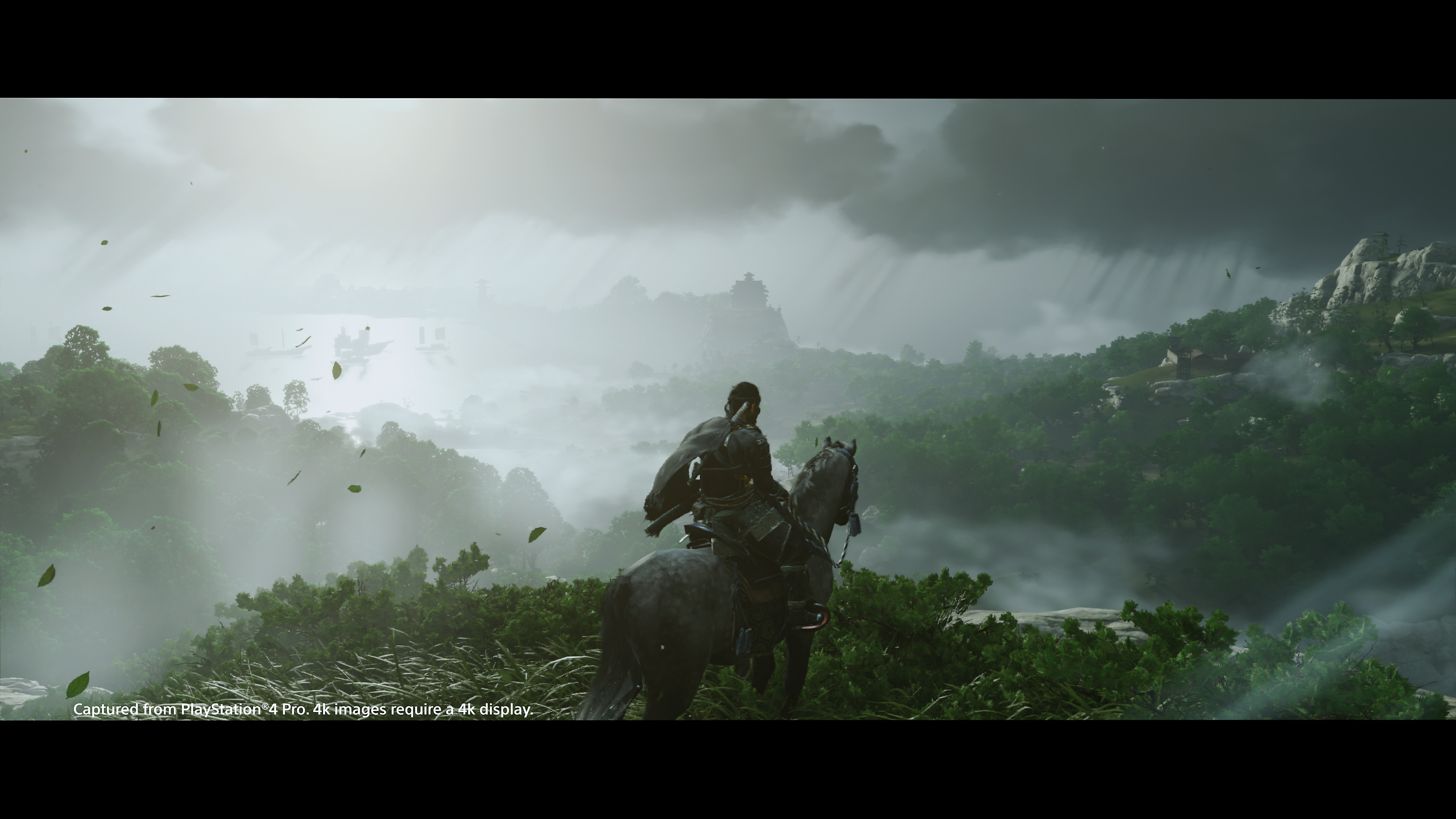Ghost of Tsushima deserve to be the best action game of the year