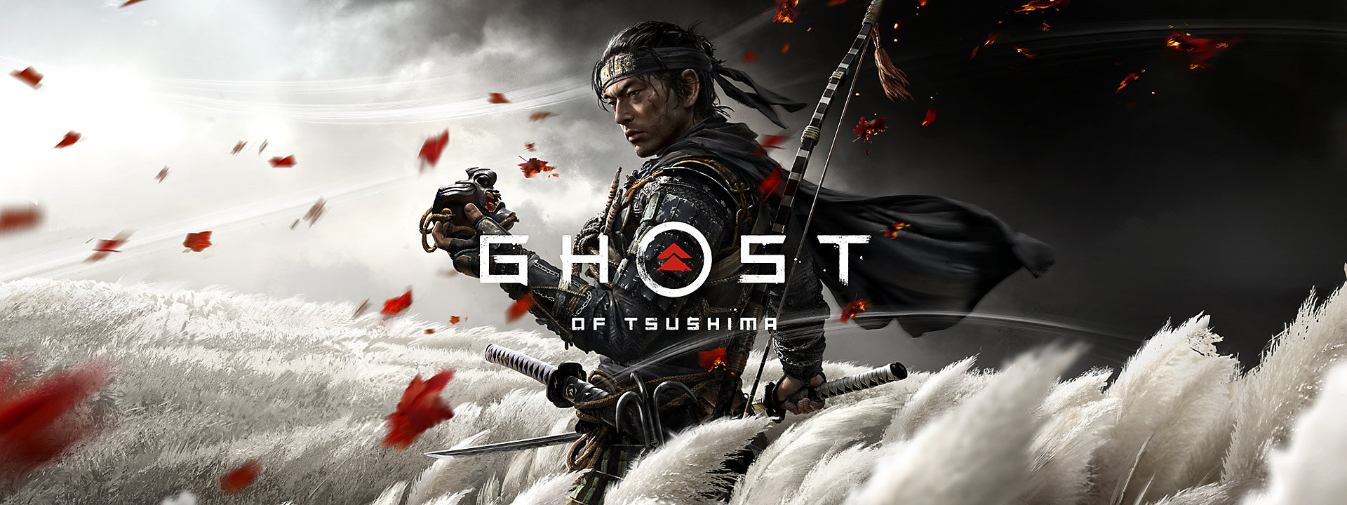 Ghost of Tsushima - Coming July 17