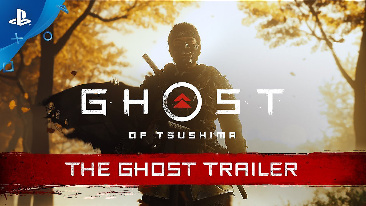 Ghost of Tsushima - The Ghost | PS4