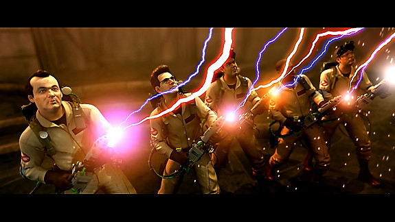 Ghostbusters: The Video Game Remastered - Screenshot INDEX
