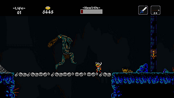 Ghoulboy: Dark Sword of Goblin - Screenshot INDEX