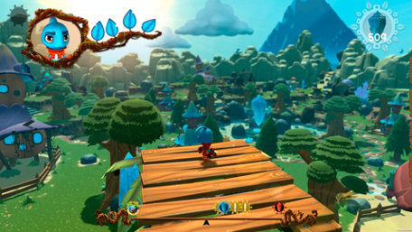Ginger: Beyond the Crystal Trailer Screenshot