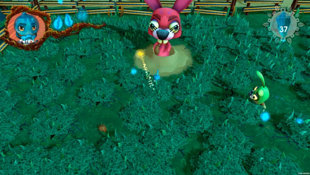 Ginger: Beyond the Crystal Screenshot 2