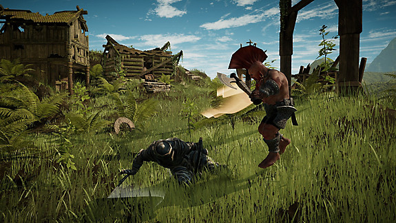 Gladiator: Blades of Fury - Screenshot INDEX