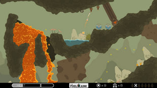 PixelJunk® Shooter Screenshot 2