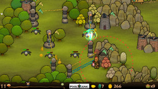 PixelJunk™ Monsters Deluxe Screenshot 3