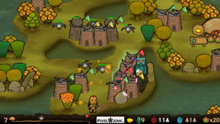 PixelJunk™ Monsters Deluxe Screenshot 12