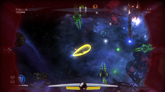 STAR TREK: D-A-C Screenshot 1
