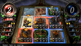 THE EYE OF JUDGMENT® LEGENDS Screenshot 2