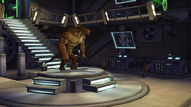ben 10 ultimate alien fighting games