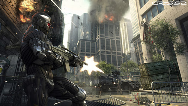 Crysis 2 Screenshot 1