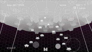Space Invaders Infinity Gene Screenshot 3