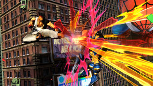 Marvel™ vs. Capcom® 3: Fate of Two Worlds Screenshot 2