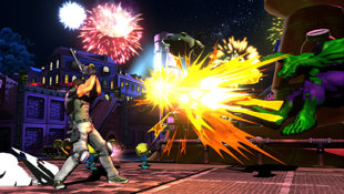 Marvel™ vs. Capcom® 3: Fate of Two Worlds Screenshot 3