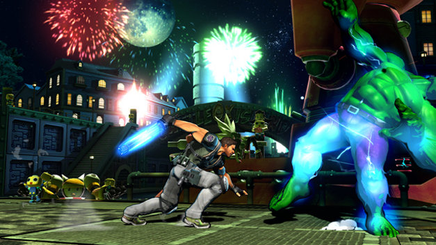 Marvel™ vs. Capcom® 3: Fate of Two Worlds Screenshot 4