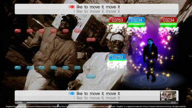 SingStar® Dance Screenshot 10