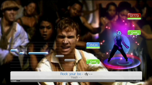 SingStar® Dance Screenshot 1