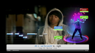 SingStar® Dance Screenshot 3