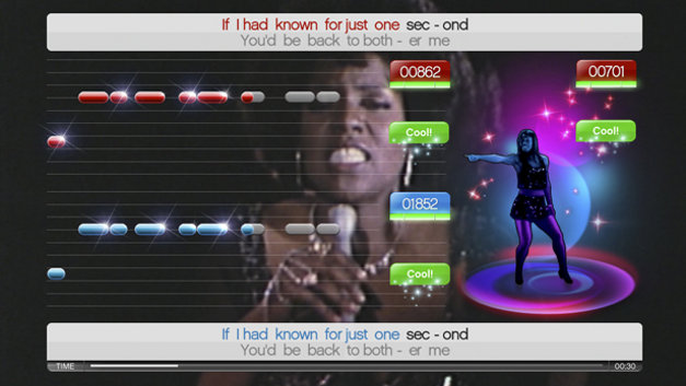 SingStar® Dance Screenshot 4