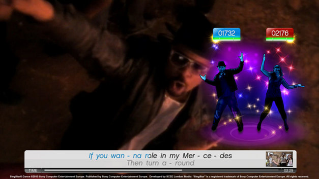 SingStar® Dance Screenshot 7