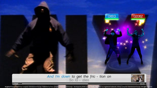 SingStar® Dance Screenshot 8