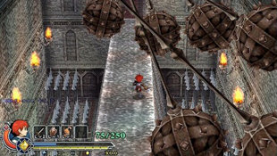 Ys: The Oath in Felghana  Screenshot 2