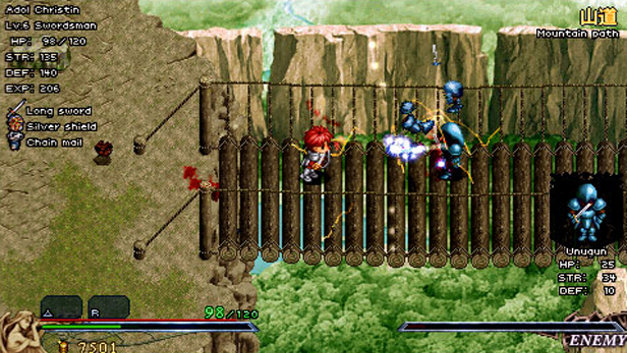 Ys I & II Chronicles  Screenshot 4