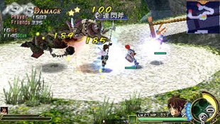 Ys SEVEN Screenshot 3