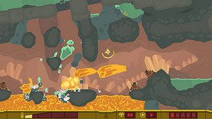 PixelJunk™ Shooter 2 Screenshot 15