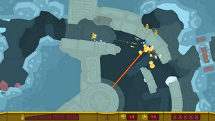 PixelJunk™ Shooter 2 Screenshot 9