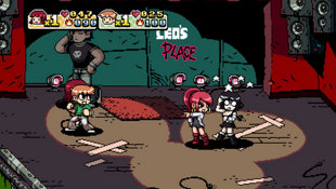 Scott Pilgrim vs. The World™: The Game Screenshot 11