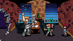 Scott Pilgrim vs. The World™: The Game Screenshot 12