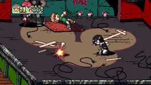 Scott Pilgrim vs. The World™: The Game Screenshot 14