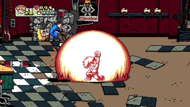 Scott Pilgrim vs. The World™: The Game Screenshot 16