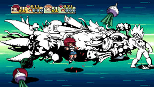 Scott Pilgrim vs. The World™: The Game Screenshot 18