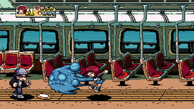 Scott Pilgrim vs. The World™: The Game Screenshot 19