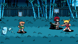Scott Pilgrim vs. The World™: The Game Screenshot 23
