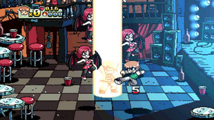 Scott Pilgrim vs. The World™: The Game Screenshot 3