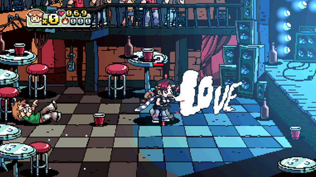 Scott Pilgrim vs. The World™: The Game Screenshot 7