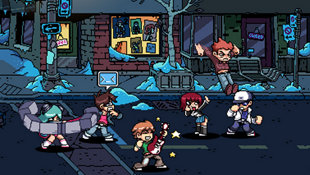 Scott Pilgrim vs. The World™: The Game Screenshot 8