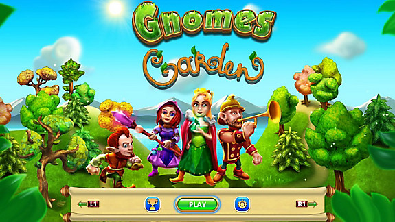Gnomes Garden - Screenshot INDEX