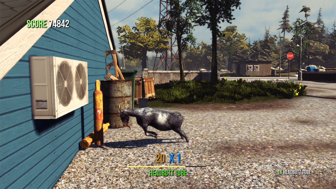 Bilderesultat for goat simulator