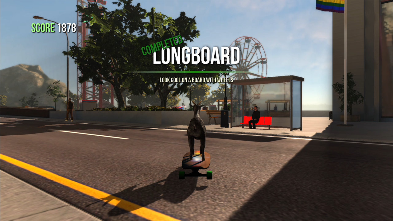 how to get goat simulator for free on ps4