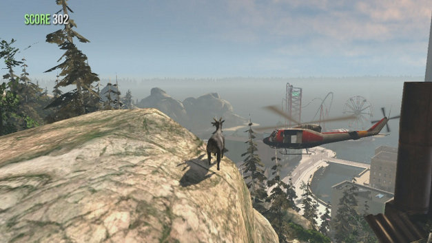 Goat Simulator Screenshot 4