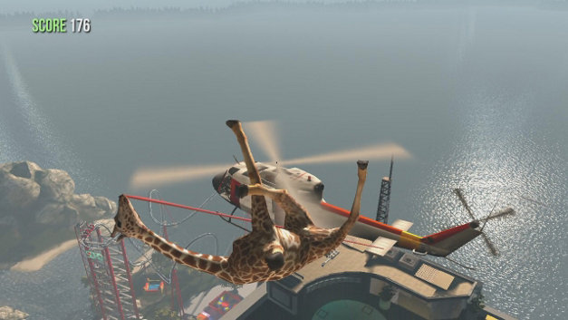 Goat Simulator Screenshot 10