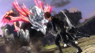 GOD EATER 2: Rage Burst Screenshot 8